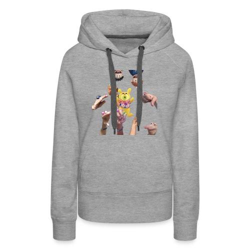 na shirt 3 - Women's Premium Hoodie