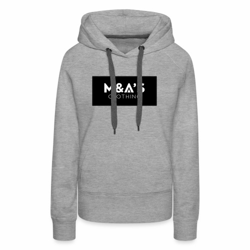M and A - Women's Premium Hoodie