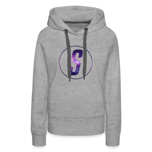 Sym3trical Logo - Women's Premium Hoodie