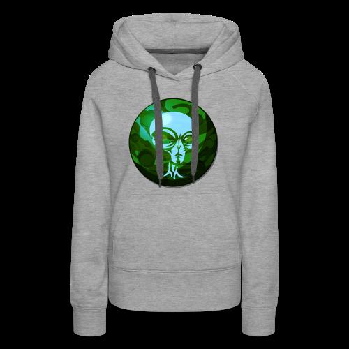MarshynsWrld DvNk Green - Women's Premium Hoodie