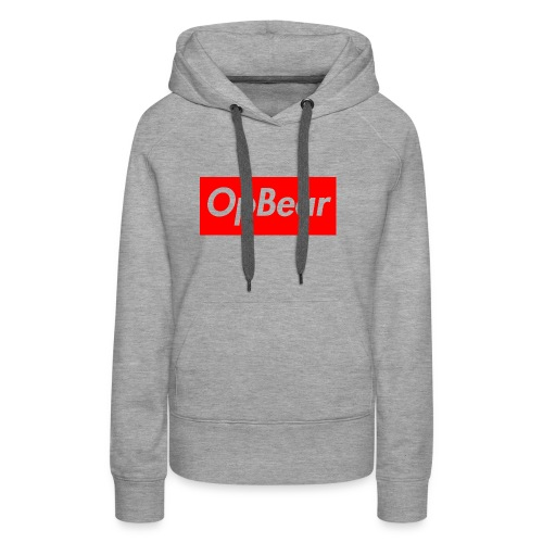 opsupreme - Women's Premium Hoodie