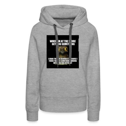 20180211 215834 - Women's Premium Hoodie