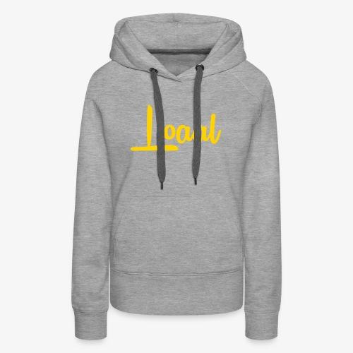 Loaal Original - Women's Premium Hoodie