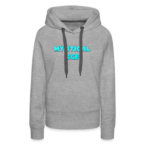 Mystical Ice Merch Is Awesome - Women's Premium Hoodie