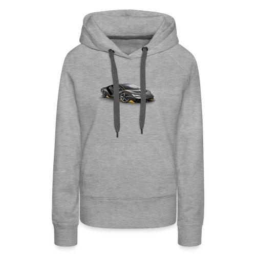 lambo shirts. - Women's Premium Hoodie