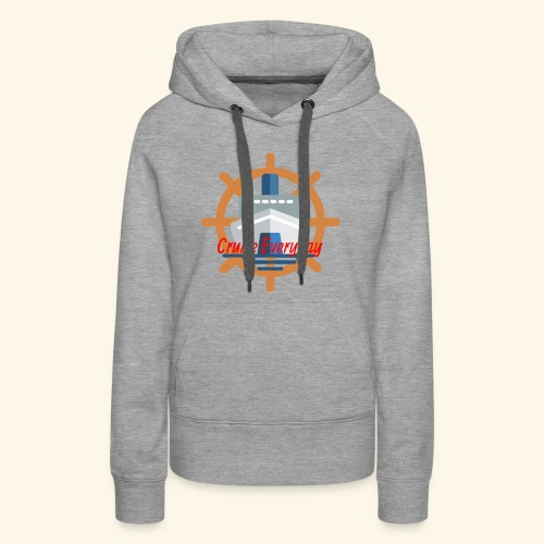 Cruise Everyday Logo - Women's Premium Hoodie