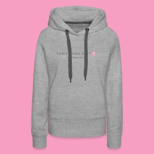 logo not in pdf - Women's Premium Hoodie