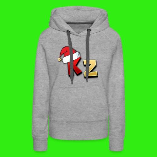 KaptainZay Christmas - Women's Premium Hoodie