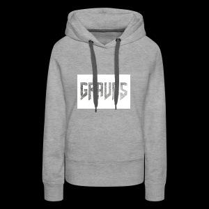 Graves Logo - Women's Premium Hoodie