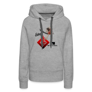 Tshirt By Kantus Salvaje - Women's Premium Hoodie