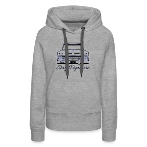 Stay dynamic 65 chevy - Women's Premium Hoodie