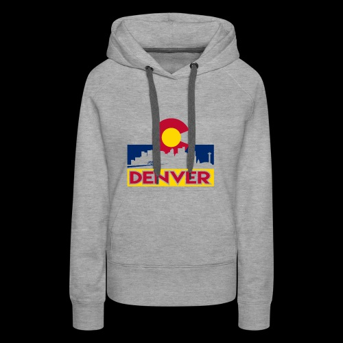 Denver, Colorado - Women's Premium Hoodie