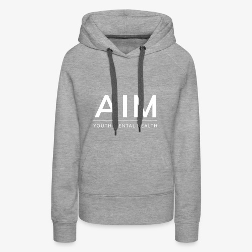 AIM 2 - Women's Premium Hoodie