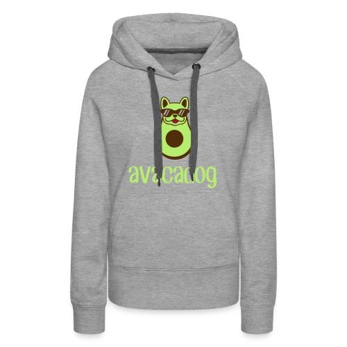 avacadog - Women's Premium Hoodie