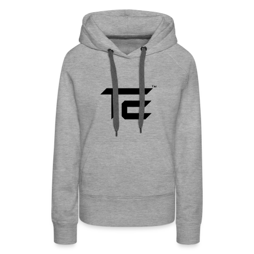 TE Logo - Women's Premium Hoodie