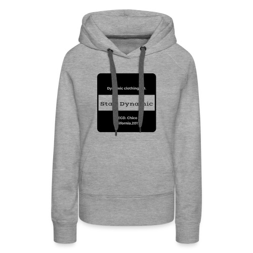 big dynamic clothing - Women's Premium Hoodie