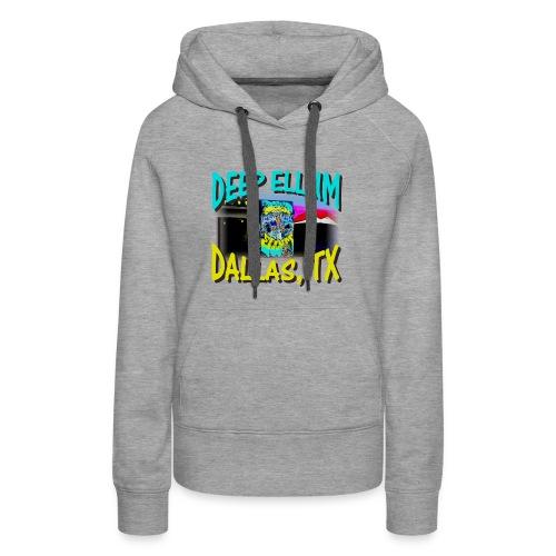 DE DlsTex - Women's Premium Hoodie