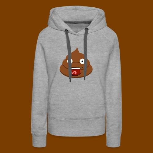 Poop Logo - Women's Premium Hoodie