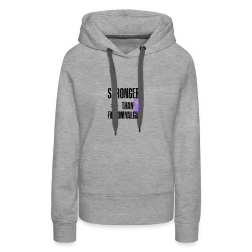 4 01 - Women's Premium Hoodie