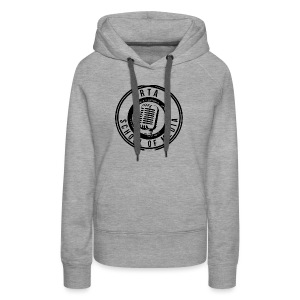 RTA School of Media Classic Look - Women's Premium Hoodie