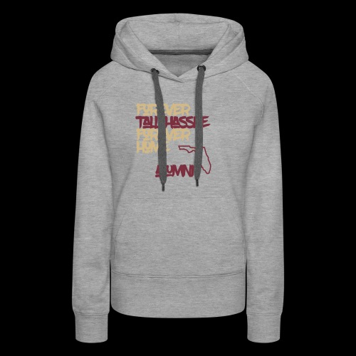 Forever Tally - Women's Premium Hoodie
