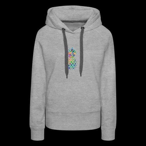 Pineapple Logo - Women's Premium Hoodie