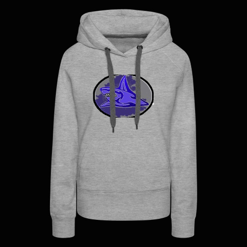 assassin shark - Women's Premium Hoodie