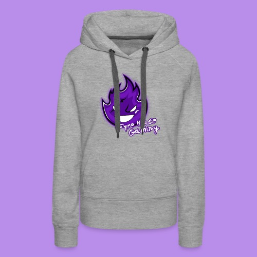 FyreHouseGaming - Women's Premium Hoodie