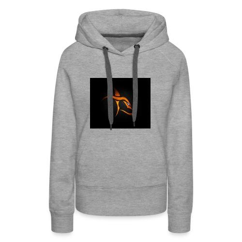 flametag sweatshirt for men's - Women's Premium Hoodie