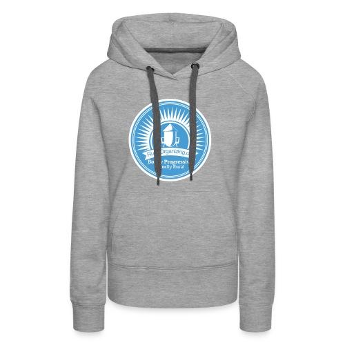 RuralOrganizin.org Seal - Women's Premium Hoodie
