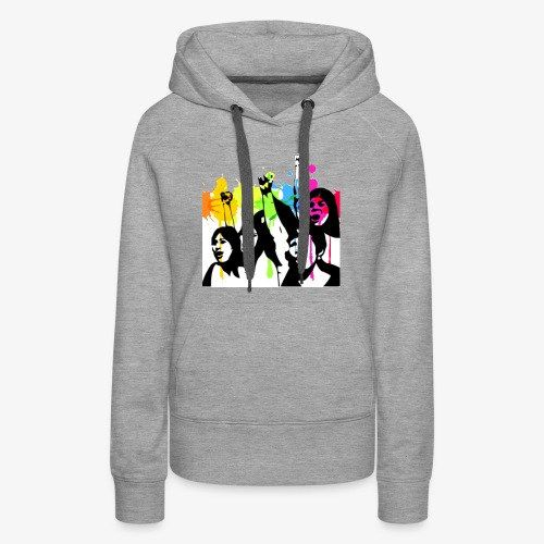 Girl power - Women's Premium Hoodie