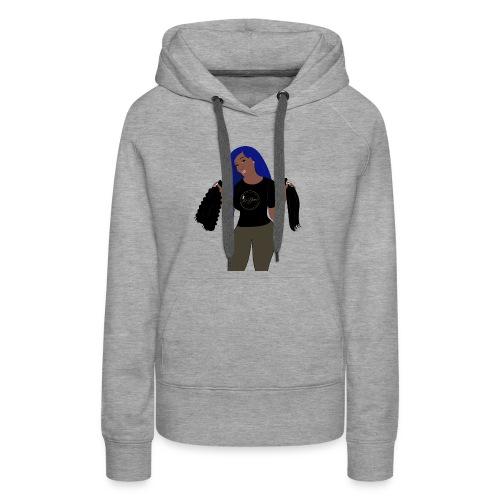 JeiDior Illustration - Women's Premium Hoodie