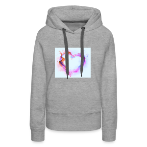 Heart of fire - Women's Premium Hoodie