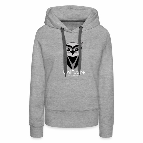 Owl Future - Black weapons - Women's Premium Hoodie