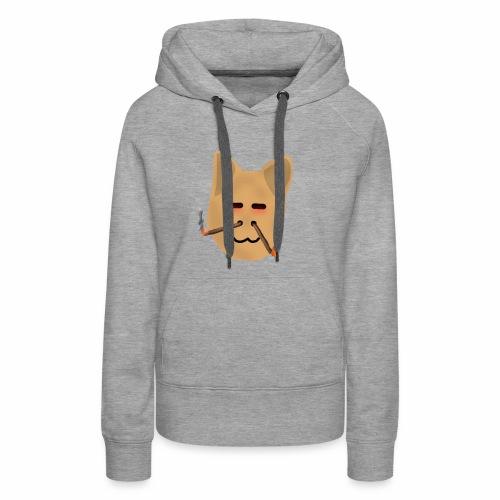 HOOTEY CAT - Women's Premium Hoodie