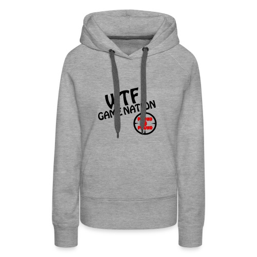 Freehand Pound for Pound - Women's Premium Hoodie
