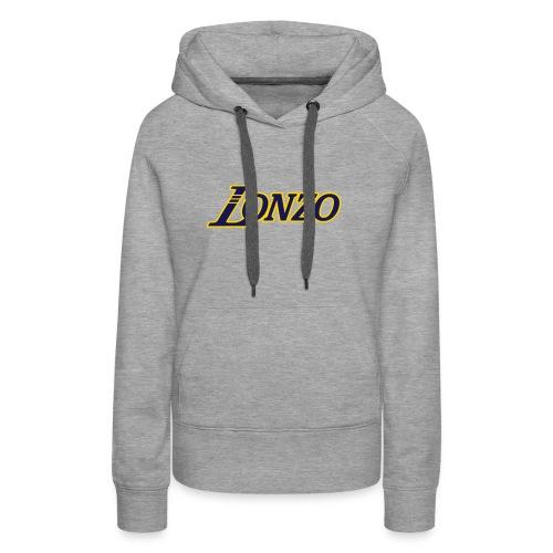 Lonzo - Women's Premium Hoodie