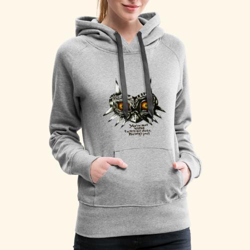 Majora Zelda - Women's Premium Hoodie