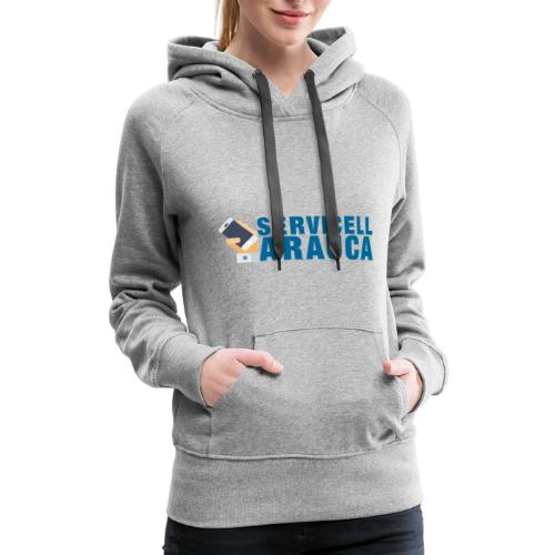 Servicell Arauca - Women's Premium Hoodie