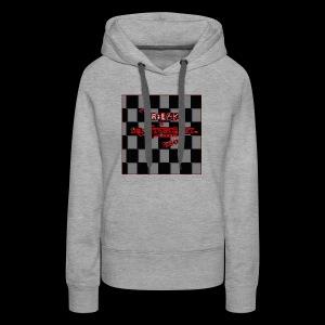 Mr blak & Dr Bitchcraft shirt - Women's Premium Hoodie