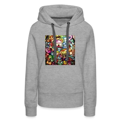 Funky - Women's Premium Hoodie