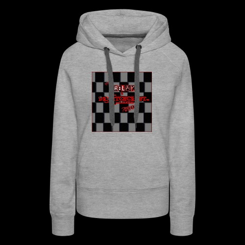 Mr blak & Dr Bitchcraft shirt - Women's Premium Hoodie
