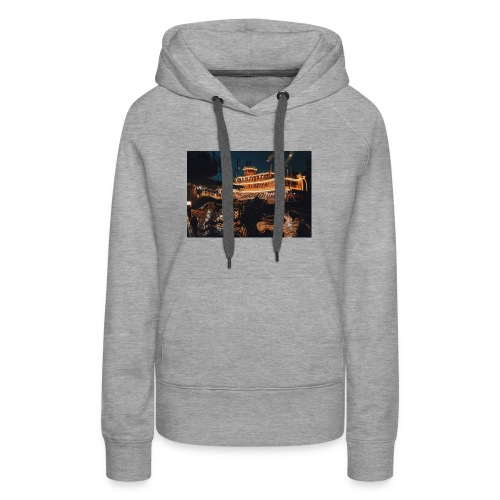 Peaceful Night - Women's Premium Hoodie