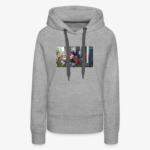 A family Gathering - Women's Premium Hoodie