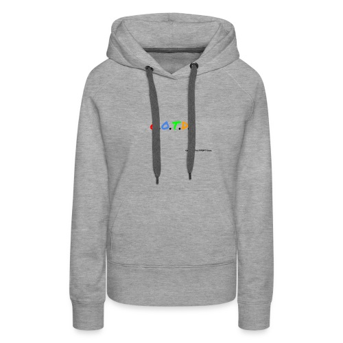 Question Of The Day - Women's Premium Hoodie