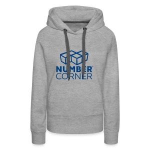 NC Logo R - Women's Premium Hoodie