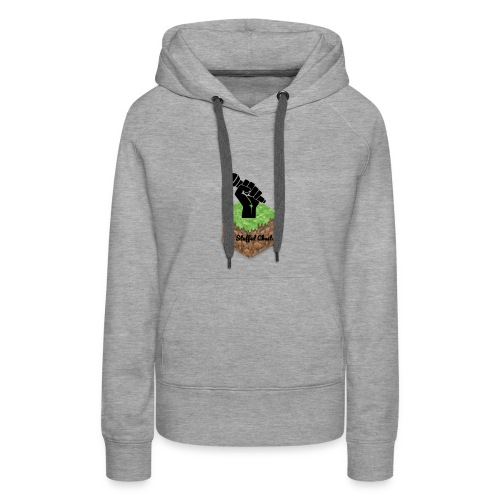Stuffed Chests Logo - Women's Premium Hoodie