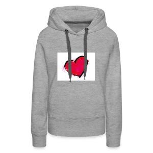 heart 192957 960 720 - Women's Premium Hoodie