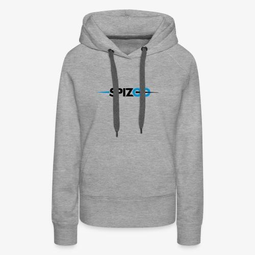 Spizoo Official logo - Women's Premium Hoodie