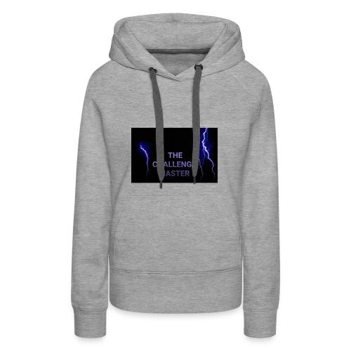 Lightning challenge master - Women's Premium Hoodie